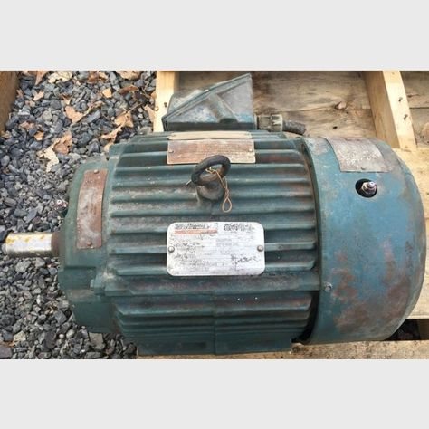 Reliance 10 Hp Electric Motor Electric Motor Electricity Motor