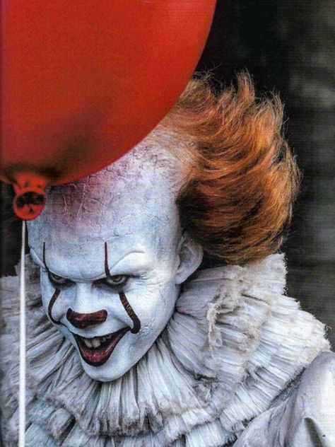 The new Pennywise