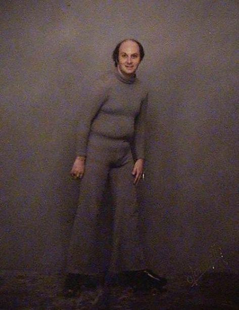 Larry. The Original 50 Shades of Grey.