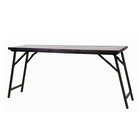 Be Pure Opvouwbare tafel Fold Up - BePureHome - 375806 | Meubelpartner