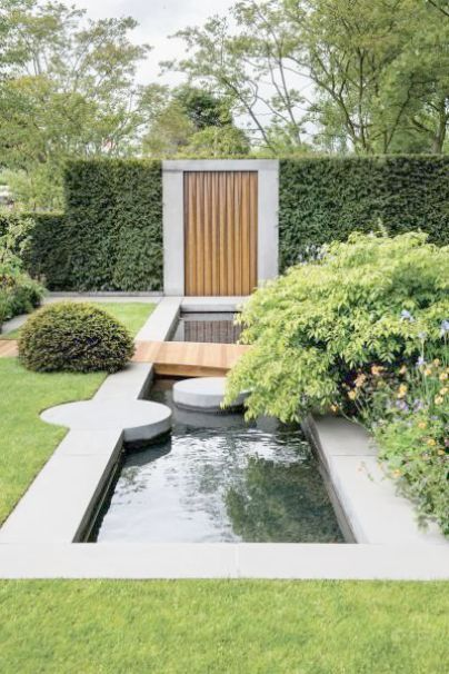 Landscape Gardening Doncaster Into Landscape Gardening Plants It Is Modern Front L Modern Landscaping Backyard Landscaping Designs Water Features In The Garden