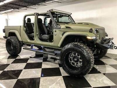 2020 Jeep Gladiator Overland 4 4 4dr Crew Cab 5 0 Ft Sb 2020 Jeep Gladiator Ove Jeep Gladiator Jeep Jeep Wrangler Pickup
