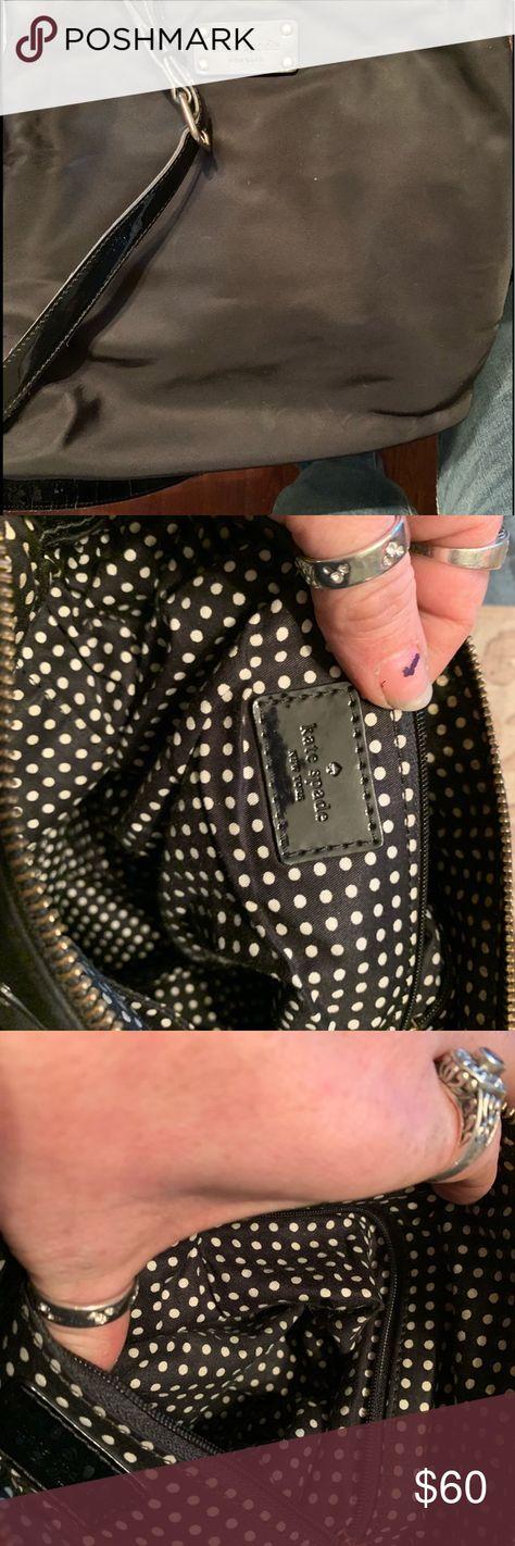 5a7320f63 Kate Spade small cross body purse black Very cute Kate Spade black cross  body purse.