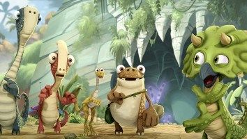 Gigantosaurus Stomps Onto Disney Channel Disney Junior Disney Channel Disney