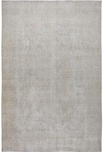 Antique Traditional Geometric Muted Area Rug Wool Distressed Oriental Hand Knotted Carpet 10x12 9 7 X 12 5 In 2020 Wool Area Rugs Persian Area Rugs Knotted Carpet