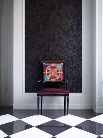 مجموعة فرساتشي هوم الجديدة لخريف وشتاء 14 2013 Versace Home Interior Design Brand Italian Furniture Brands