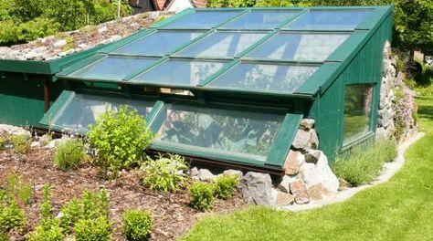 Willkommen - Walipini - Das Erdgewächshaus Greenhouse - gartenbepflanzung am hang