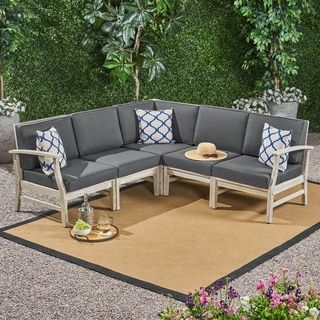 Buy Sectional Outdoor Sofas Chairs Sectionals Online At Overstock Our Best Patio Furniture Deals Patio Furniture Deals Patio Furnishings Pool Furniture