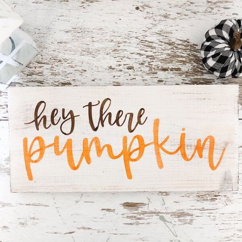 Fall Wood Signs, Fall Signs, Painted Wood Signs, Wooden Signs, Hand Painted, Distressing Painted Wood, Scented Tea Lights, Cottage Signs, Coastal Scents