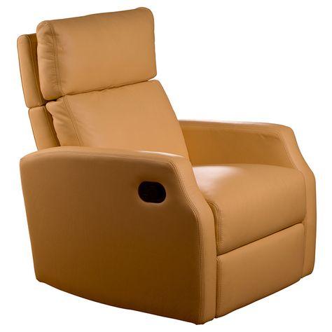 Stupendous Sidney Contemporary Leather Recliner Chair Swivel Glider Short Links Chair Design For Home Short Linksinfo