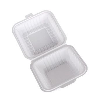 Cornstarch Food Container Biodegradable Lunch Box Biodegradable