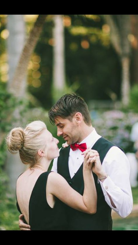 Love means - spending quality time together - anytime, whenever you can, doing anything. Dancing at a friends wedding to a song dedicated to us. #LoveYourHoney
