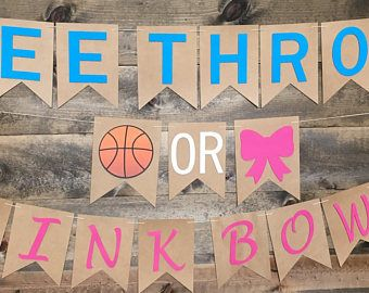 20 Gender Reveal Party Stickers Free Throws Or Pink Bows Etsy Bow Gender Reveal Gender Reveal Party Theme Baby Gender Reveal Party