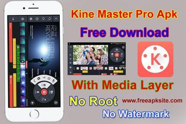 Kine Master Pro Apk Android Apps Android Design App