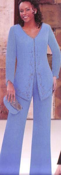 Plus size formal womens pant suits | Bbh | Pinterest | Dress pants ...