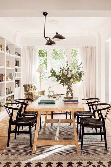 Styling Dining Spaces For The Everyday In 2020 Home Decor Dining Nook Dining Room Design