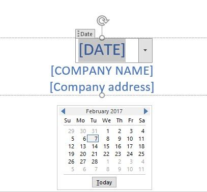 Make a Fillable Form in Word 2016 & Collect Data the Easy