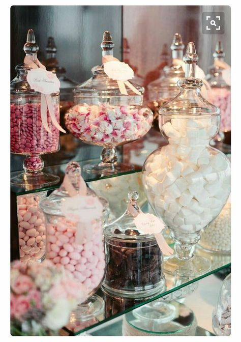 25 diy apothecary jars what to fill centerpieces candy buffet rh pinterest com
