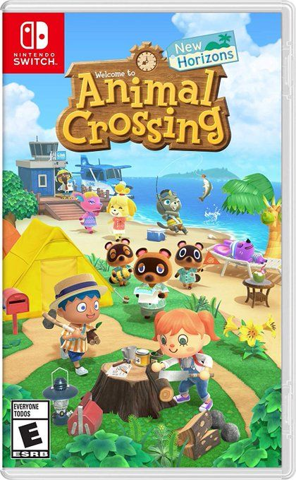 Nintendo Switch 32gb Gray Console With Gray Joy Cons Brand New 62 Bids N Nintendo Switch Animal Crossing Animal Crossing Nintendo Switch Games