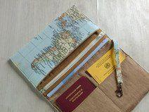 Reisemappe Weltreise