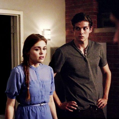 Teen Wolf saison 3 : Isaac Lahey alias Daniel Sharman, stylé dans ...