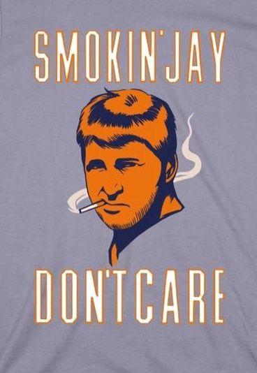 Smokin Jay Don T Care Movie Posters Chicago Bears Movies