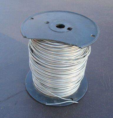 Ad Ebay Url Bare Solid Aluminum Ground Wire Tie Wire 12 Gauge Around 830 Ft Aluminum Wire Copper Wire Crafts Wire Table Wire Tie
