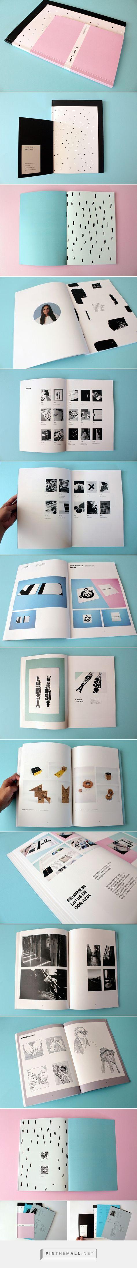 Portfolio & CV | Sofia Silva on Behance - created via http://pinthemall.net