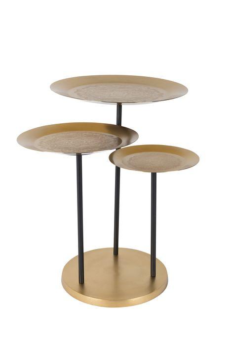 Ijzeren Side Table.Zatar Side Table I Love Decor Bijzettafels Koffietafel