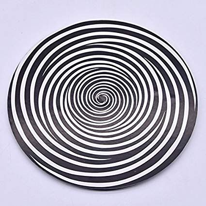 Amazon.com: Spiral Metal Illusion