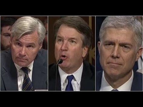 After Threatening Supreme Court Justices, Dem Senator Whitehouse Gets Hi...