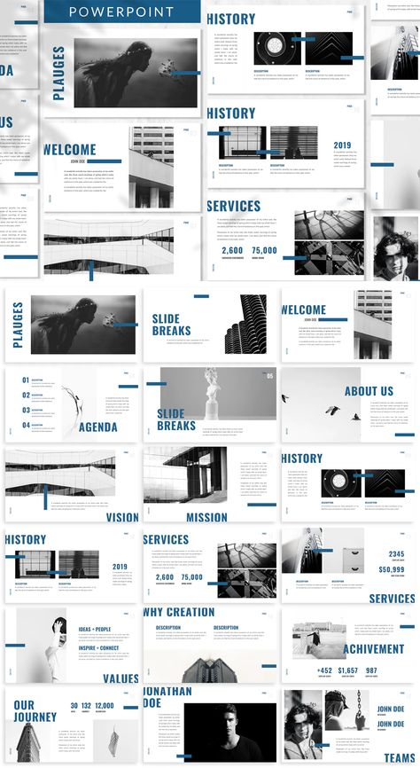 Multipurpose PowerPoint Design