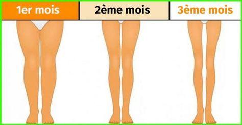 3 minutes avant de dormir : quelques exercices faciles pour amincir vos jambes