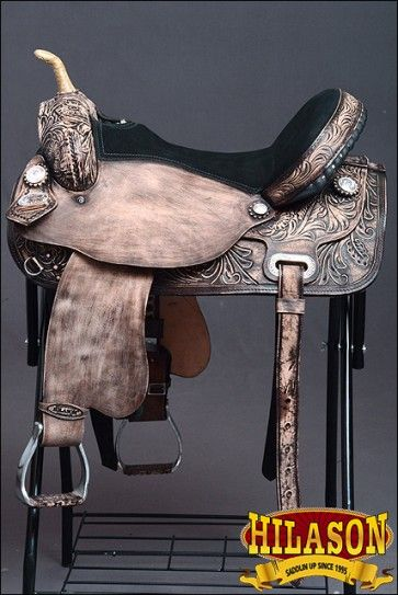 Western Flex Tree Barrel Racing Trail Riding Horse Saddle
