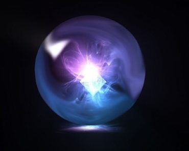 What Is The Meaning Of Blue Orbs? | kind | Crystal ball