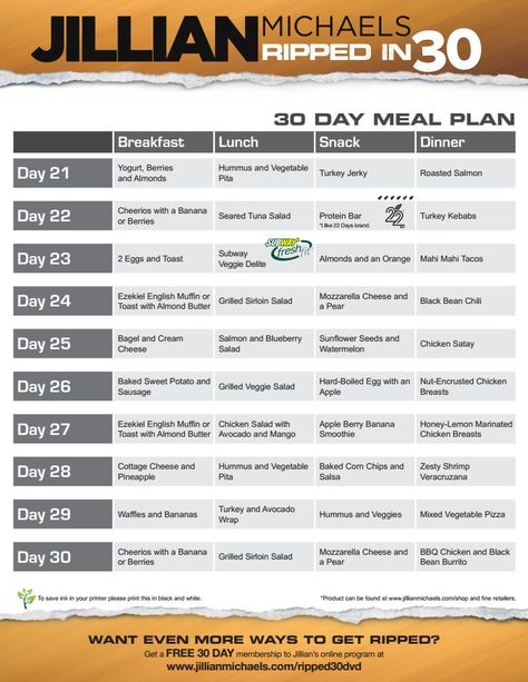30 day shred diet                                                                                                                                                      More