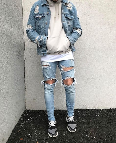 Dope or Nope? Via @streetfitsgallery Follow @mensfashion_guide for more! By @sxvsu #mensfashion_guide #mensguides