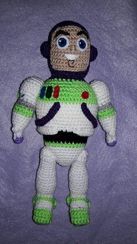 Toy Story amigurumi - Receita Amigruumi Woody Toy Story - YouTube | 500x281