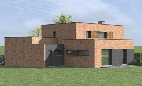 Exemple devant maison sans clôture Jardin Pinterest House - exemple de facade de maison