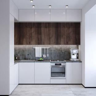 L Shaped Kitchens Ideas And Pictures For Kitchen Planning Small Modern Kitchens Kitchen Design Open Kitchen Design Modern White