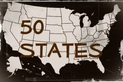 Dear future me: use this for a roadtrip. or bike trip! Things to do in all 50 states for us crazies that want to cross this off our bucket list