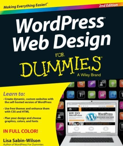 Wordpress Web Design For Dummies 2nd Ed Download Pdf Free I 2020