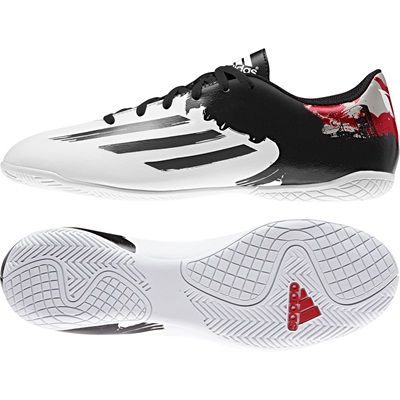 Adidas Messi 10.2 Firm Ground Football Boots White - Available at  Kitbag.com. | Shoes soccer. | Pinterest | Messi 10, Football boots and Messi