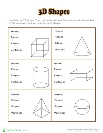 2nd Grade Math Learning Resources Page 7 Education Com Shapes Worksheets 2nd Grade Math Math Polygon worksheets for 2nd grade