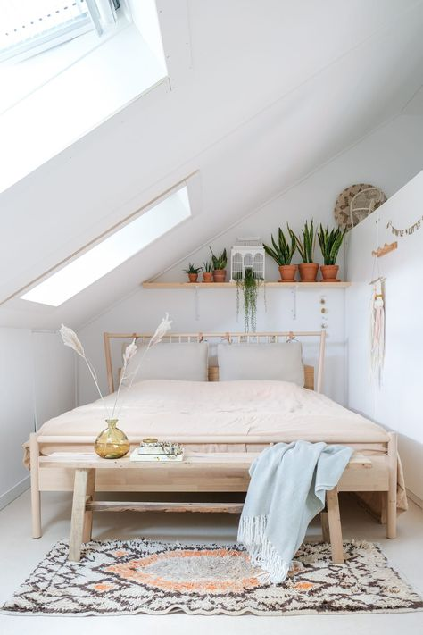 Photo of Binnenkijken in onze lichte zolder slaapkamer – Een goed verhaal