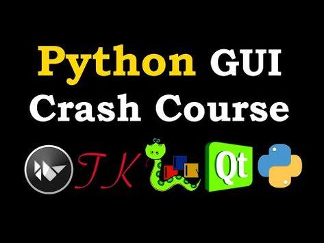 Tkinter Gui Application Development Cookbook Pdf