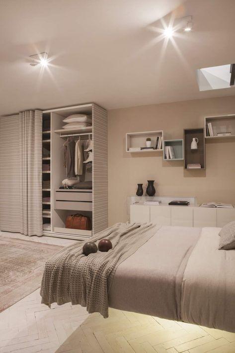 66 best Bedroom images on Pinterest Bedrooms, Dorm rooms and - u form küche