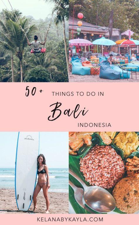 Bali | Things to do in Bali | Bali Bucketlist | Bali Indonesia | Indonesia | Wanderlust