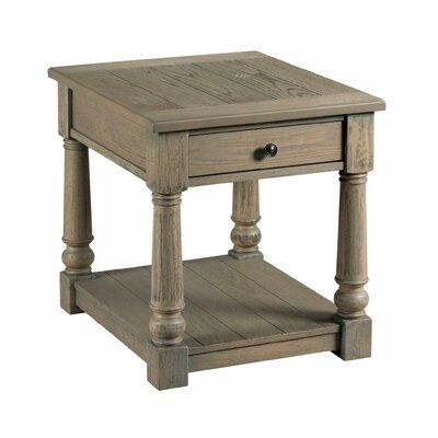 Alcott Hill Trixie End Table With Storage In 2020 Chair Side Table End Tables With Storage End Tables With Drawers
