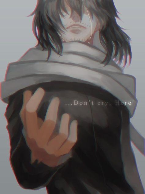Shoto Aizawa / Erasure Head (My Hero Academia)